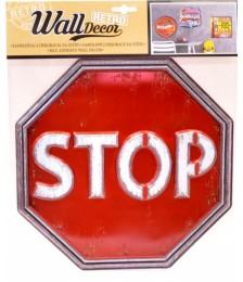 DECORAZIONE STOP WALL...