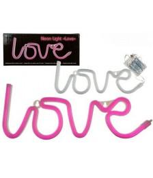 SCRITTA LOVE LED