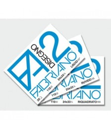 ALBUM FABRIANO 24X33...