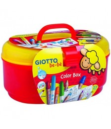 GIOTTO BEBE' COLOR BOX