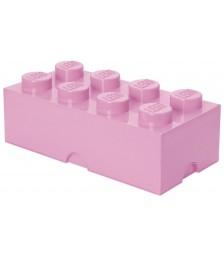 CASSETTIERA LEGO ROSSA GRANDE