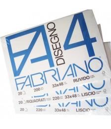 BLOCCO FABRIANO  F4 33X48