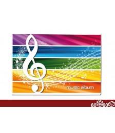 QUADERNO MUSICALE  A5
